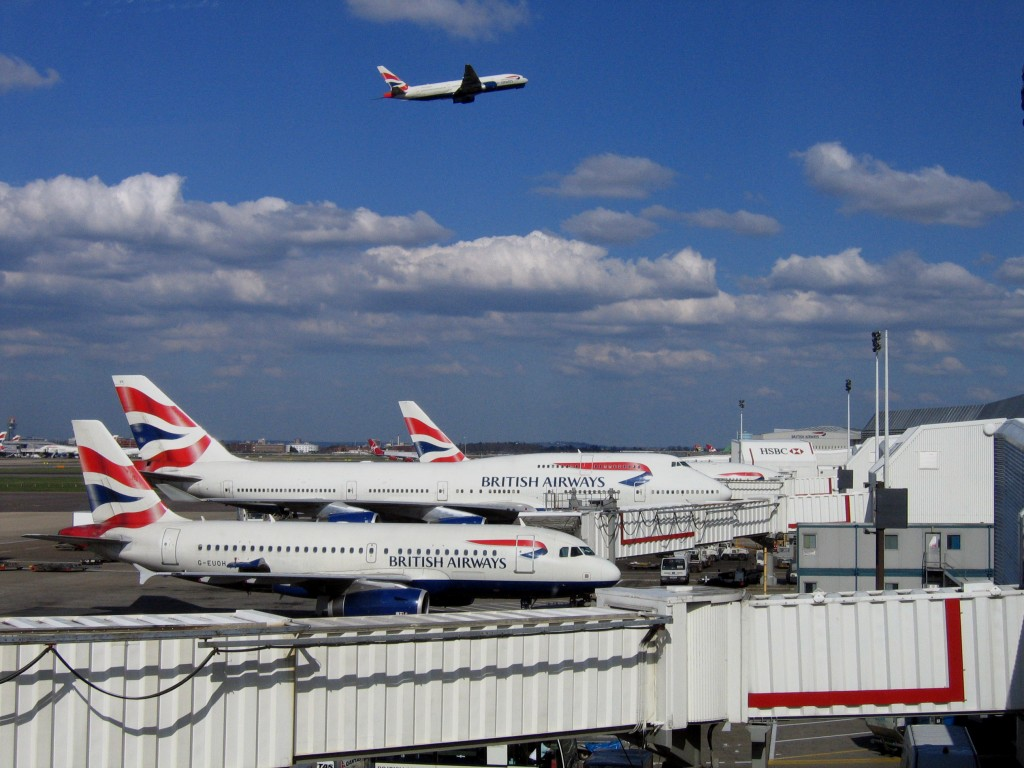 Aeroporto di Heathrow 1