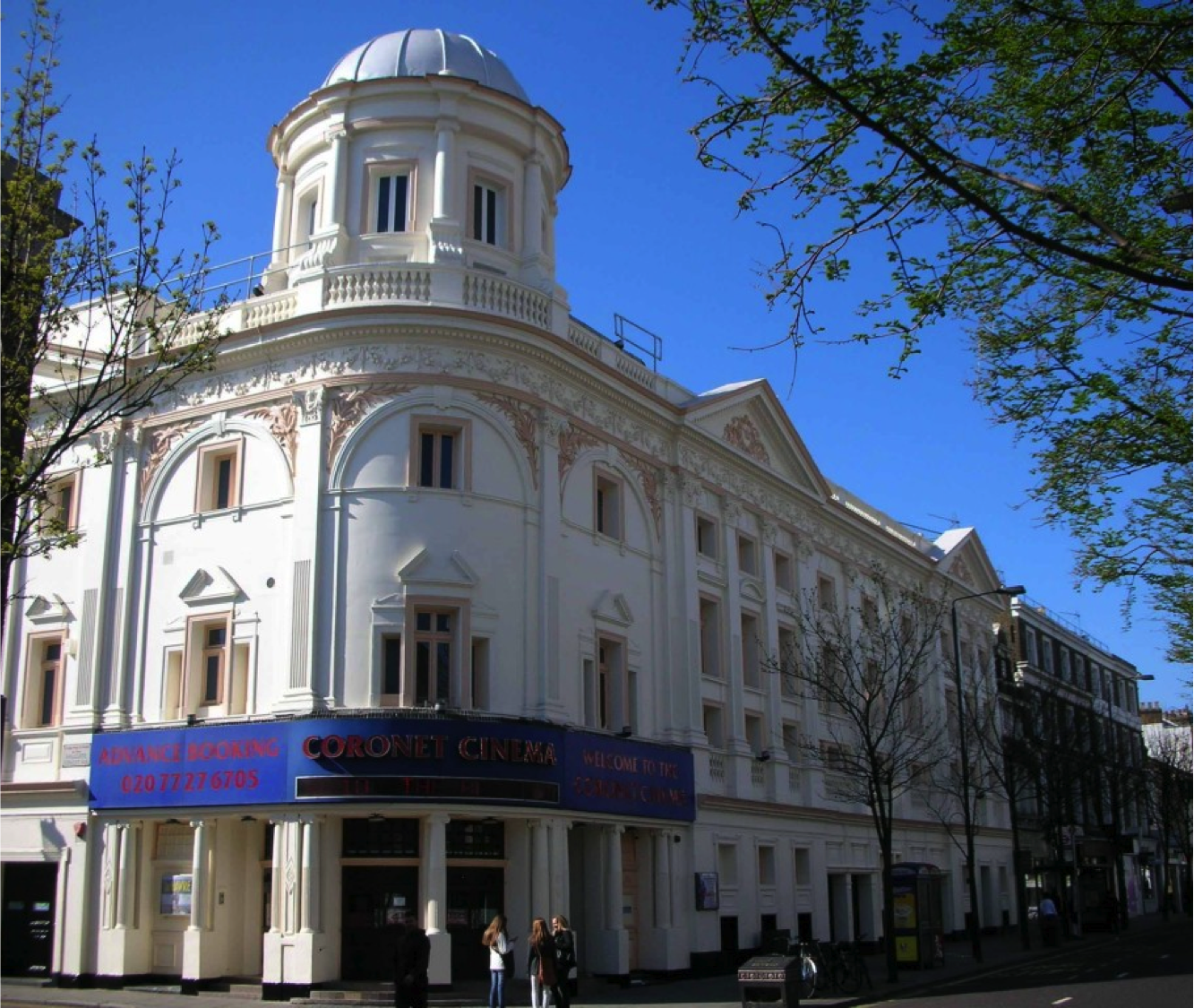 Coronet Cinema Notting Hill 104