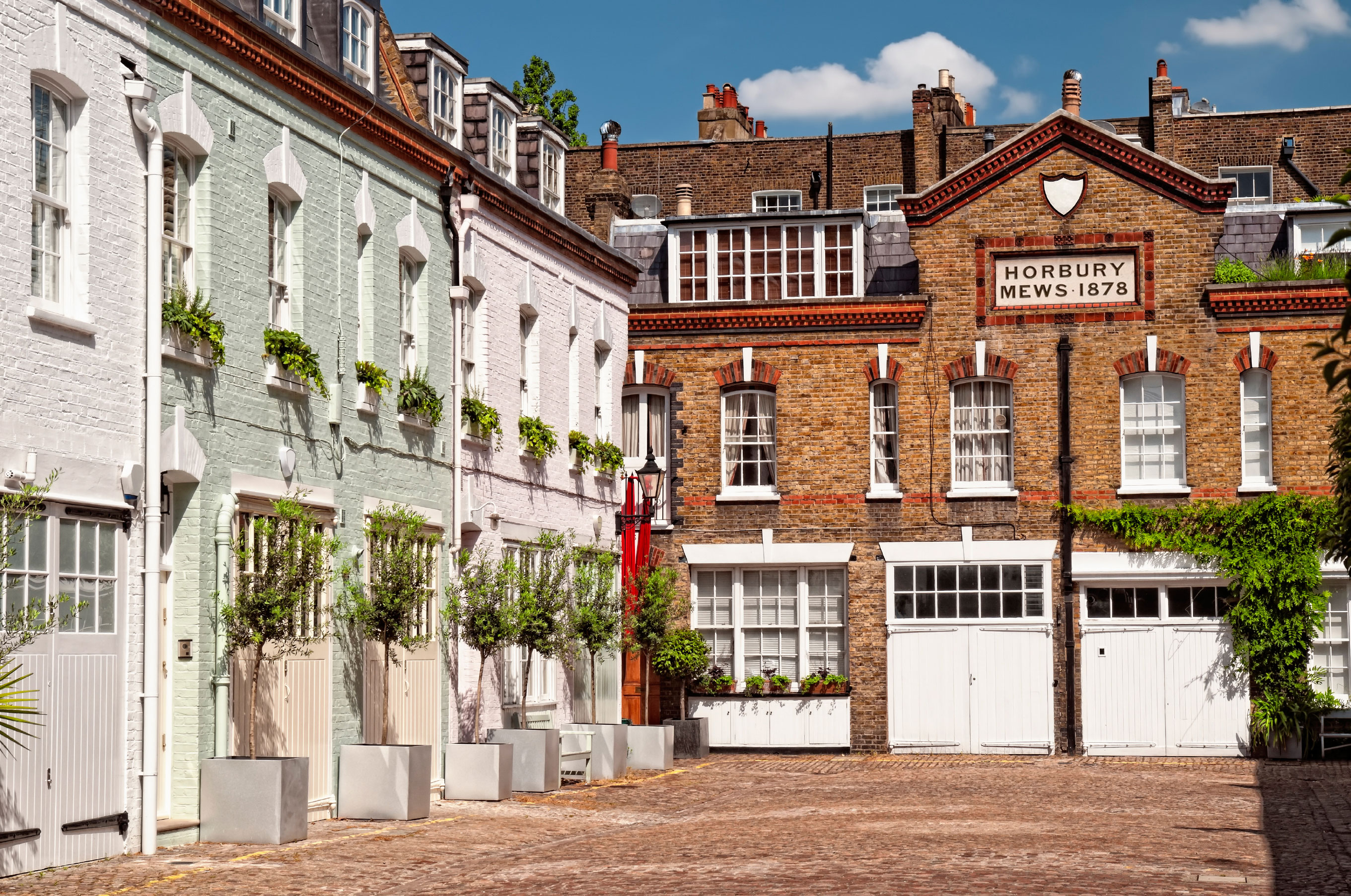 Horbury Mews Notting Hill
