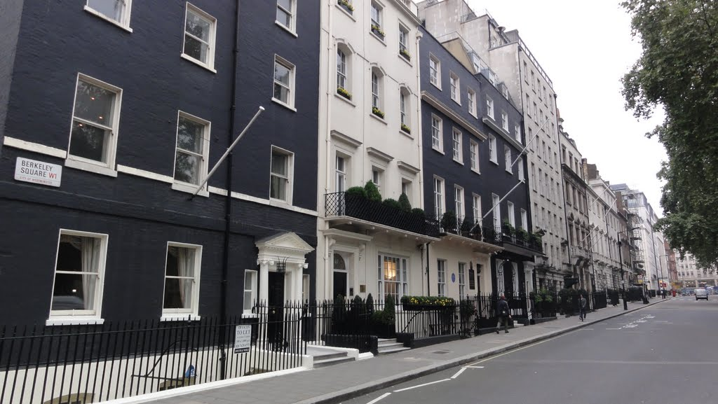 Le case dei fantasmi a londra by investirelondra for Quartiere mayfair londra