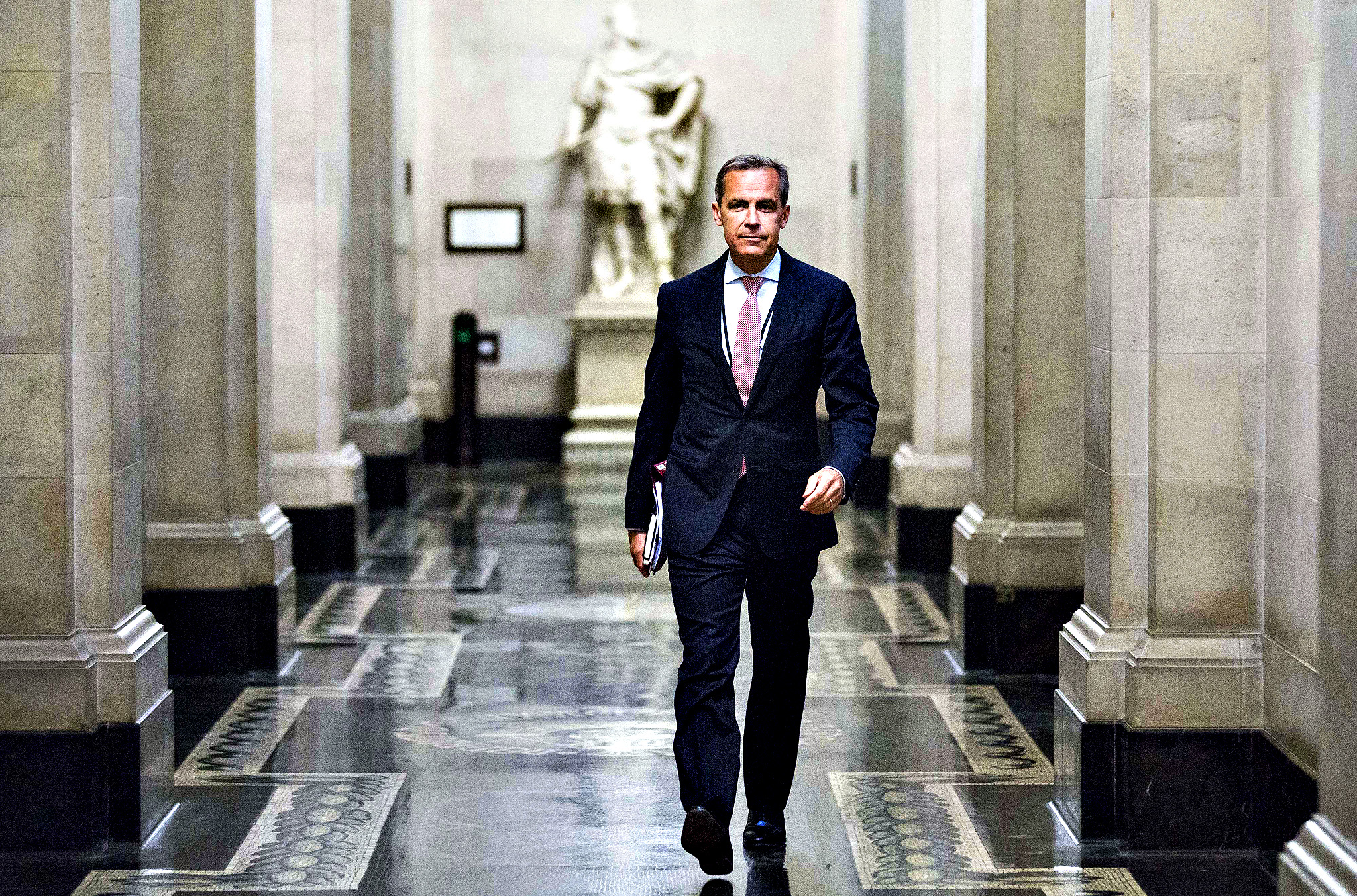 Mark Carney...Mark Carney, the new Governor of the Bank of Engla